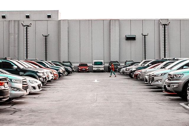Photo of Washington Madison Wells Self Park – Garage